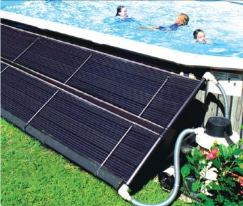 Swimming Pool Solar Heating Panels