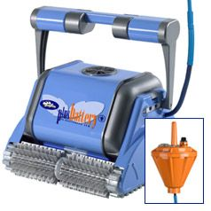Maytronics Dolphin Plus Battery Swimming Pool Cleaner