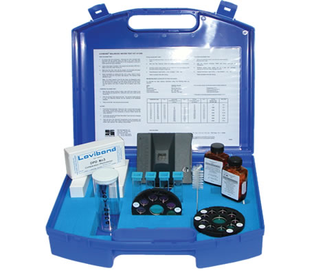 Balanced Water Test Kit Chlorine Af129